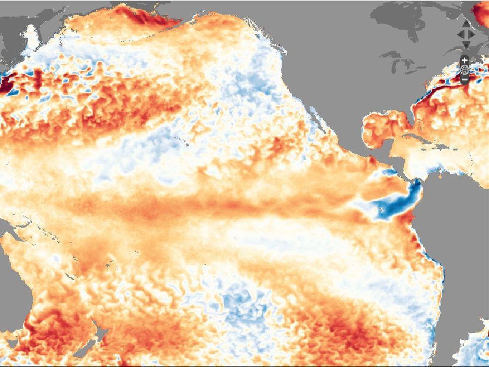 El Niño reaparece