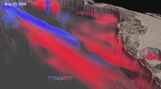 El Niño en 3D