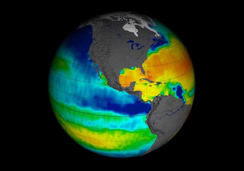 salinidad El Niño ENSO