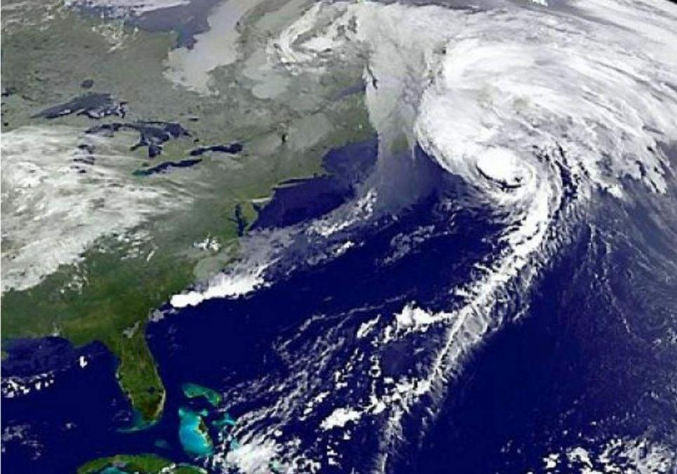Temporada de Huracanes NOAA