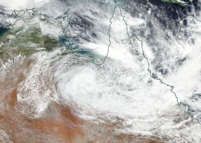 El Noreste De Australia Espera Más Lluvias E Inundaciones
