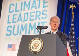 El nuevo presidente de los Estados Unidos a favor de cuidar el planeta