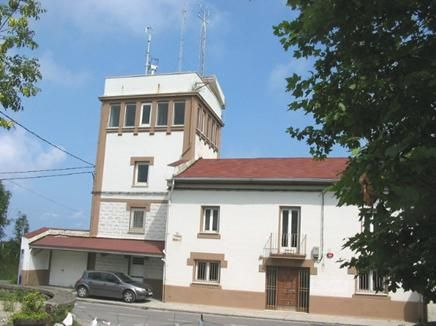 El Observatorio Meteorológico De Igueldo (08027)