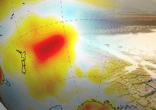 El origen de la mancha cálida: las causas de fondo para la mega sequía