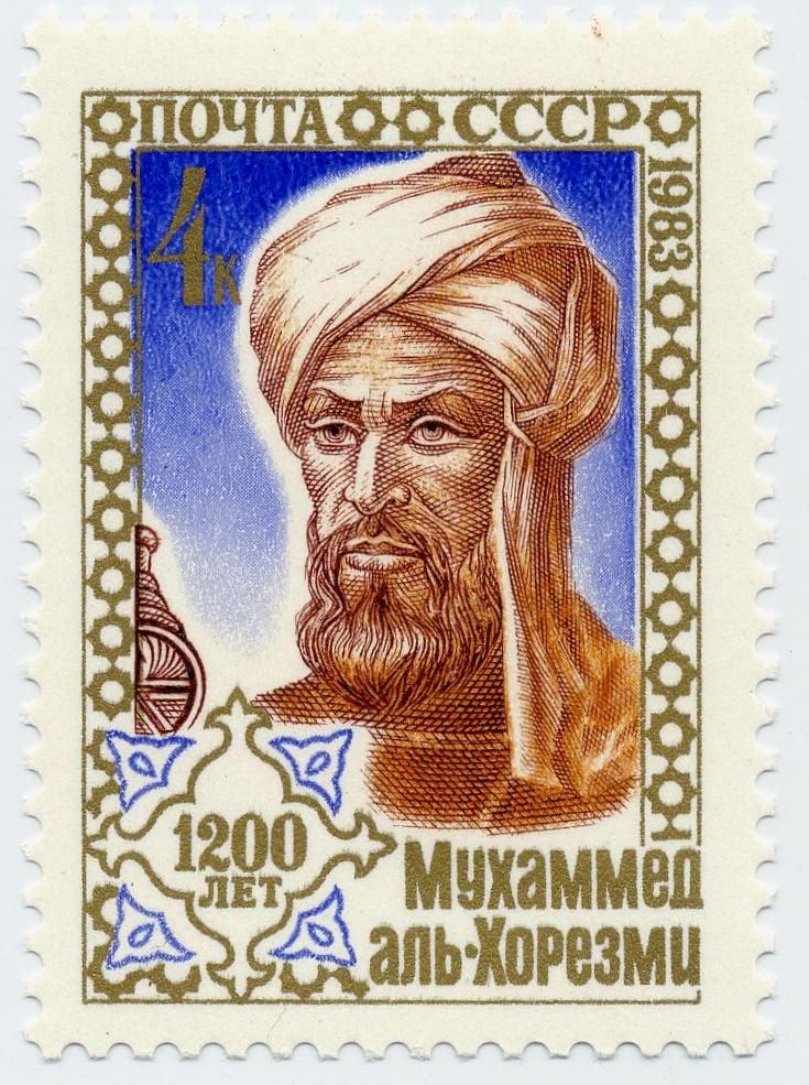 El Origen Del Algoritmo Y Muhammad Ibn Musa Al-Khwarizmi