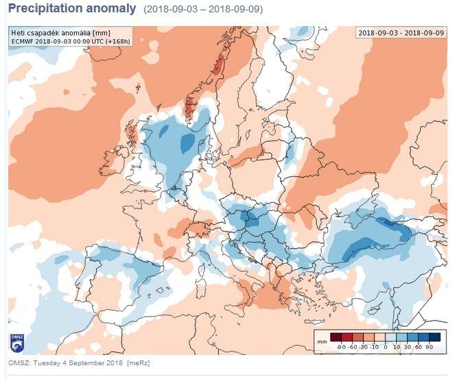 El Otoño Meteorológico Se Ha Adelantado En 2018: Un Septiembre Muy Activo