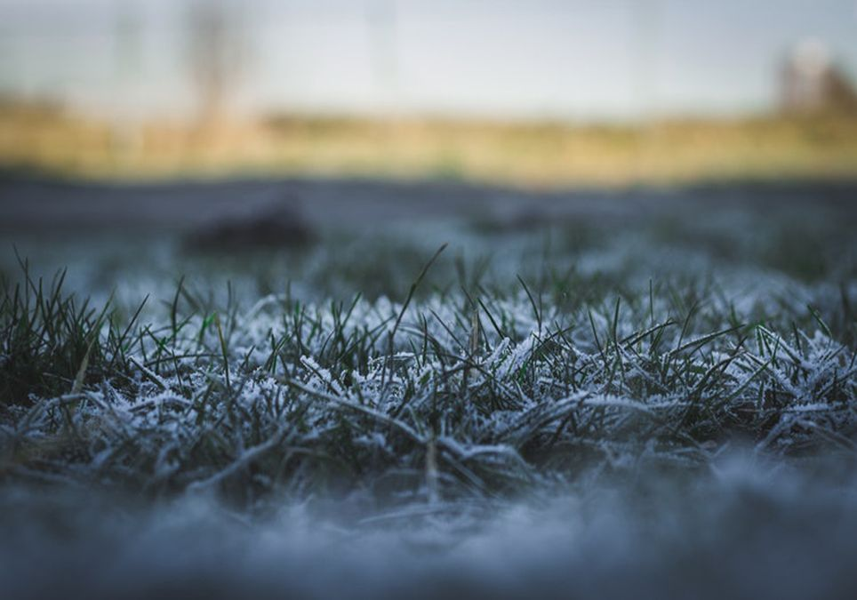 Helada Frio Temperatura
