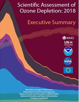 El ozono sigue en camino hacia su recuperación total, pero no hay que bajar la guardia