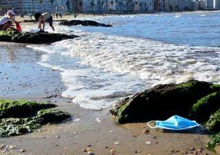 El peligro por detrás de la basura en las playas