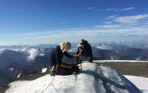 El Pico Más Alto De Suecia Se Derrite Y Deja De Serlo