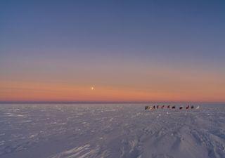 El Polo Sur tuvo el invierno más frío desde que hay registros
