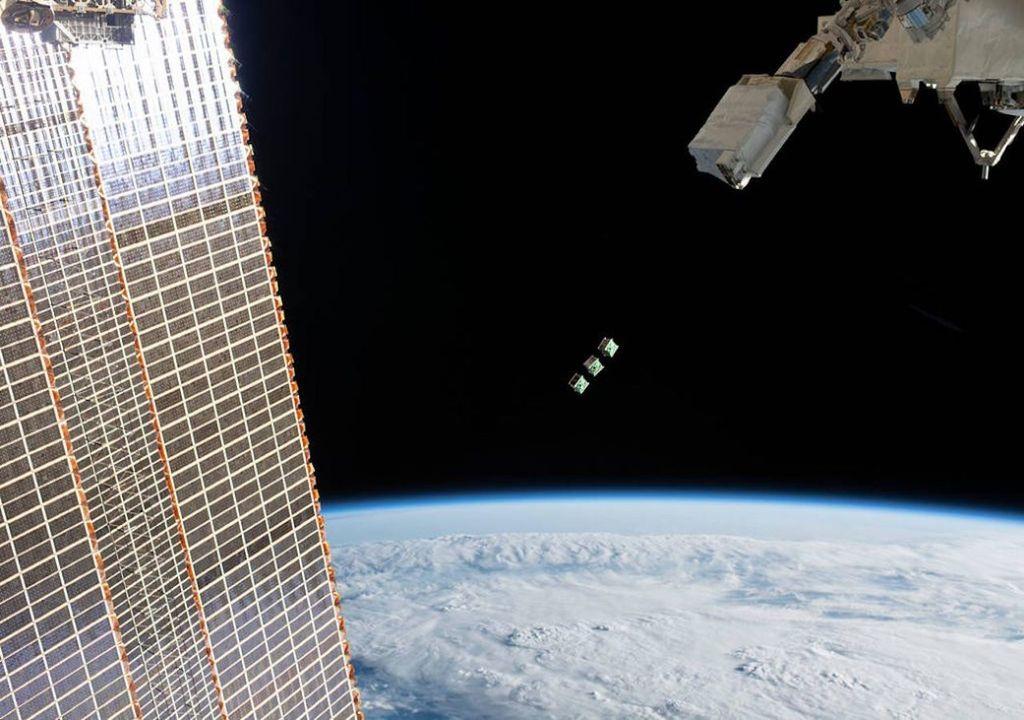 CubeSats, nanosatélites, nanotecnología espacial