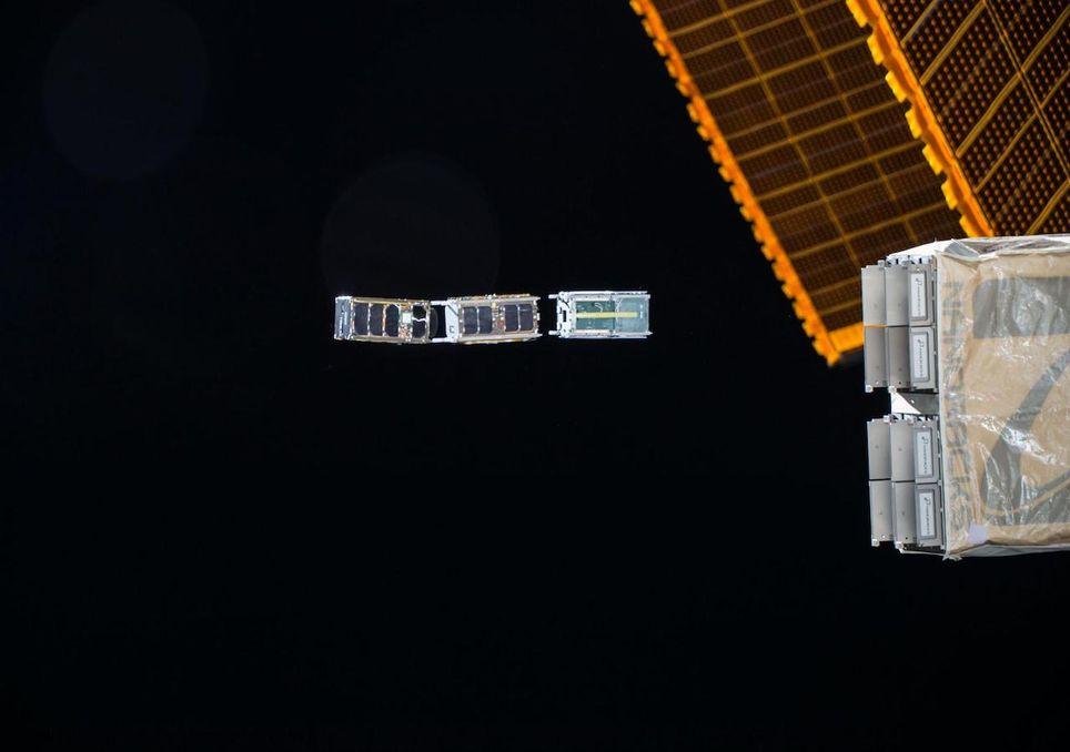 Nanosatélites, CubeSats y Kibo