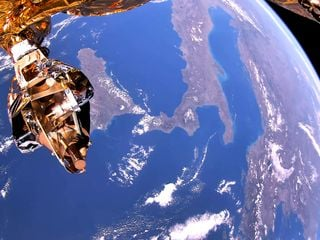 Découvrez les premières images de l'espace en 4K