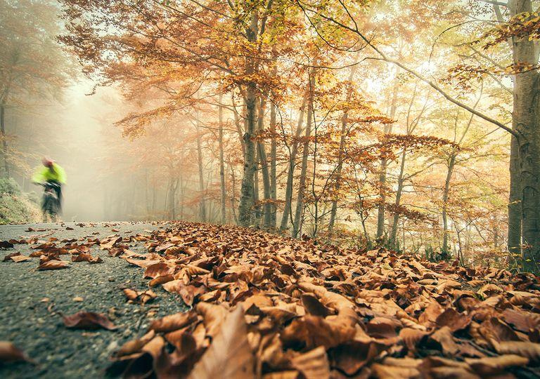 otoño españa