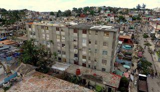 El raro tornado de La Habana, Cuba, en cifras