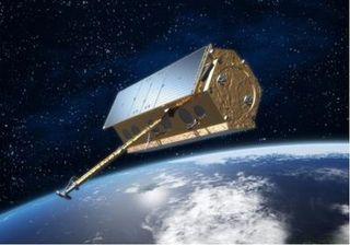 El satélite PAZ y lluvias intensas