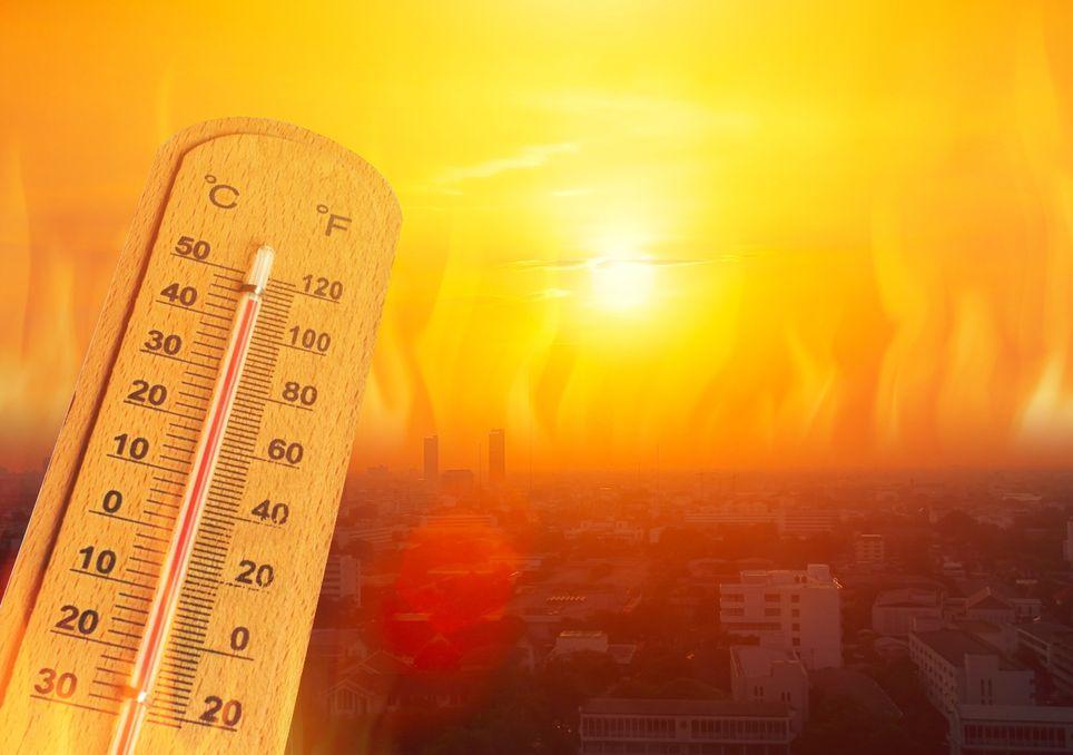 Septiembre calor récord NOAA