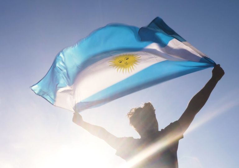 25 de Mayo Revolución Argentina Bandera tiempo pronóstico