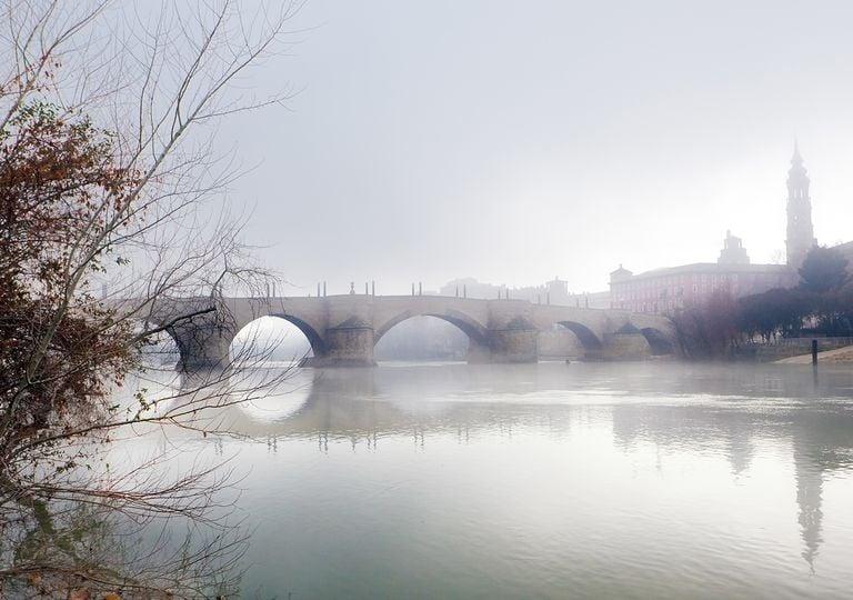 niebla Zaragoza