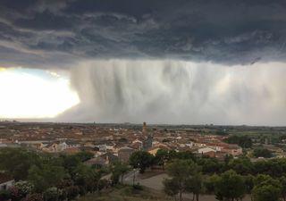 El tiempo en los próximos días: junio empieza con tormentas fuertes