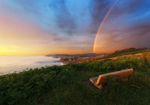 El tiempo en noviembre: ¿llegarán las lluvias para paliar la sequía?
