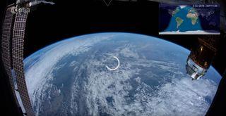El timelapse continuo más largo desde espacio