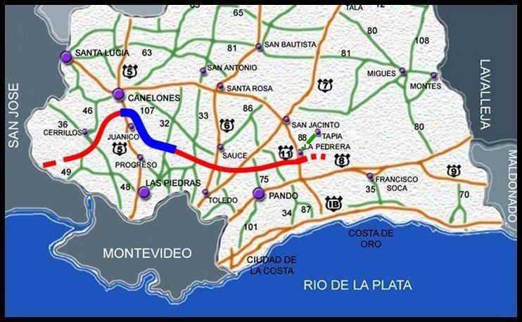 El Tornado De Canelones Del Año 2002 (Uruguay)