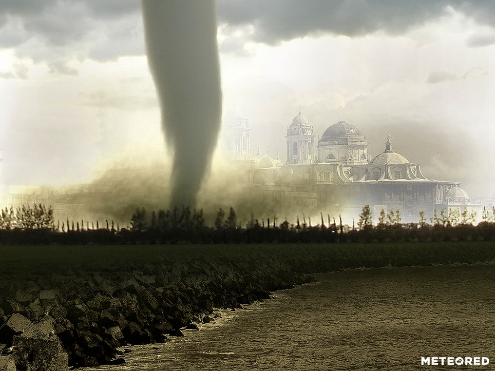 Tornado Cádiz