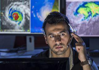 El trabajo de un meteorólogo operativo