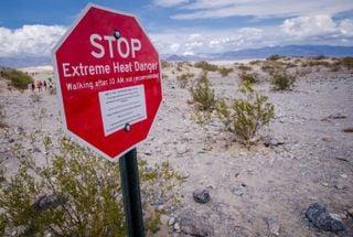 Nuovo record mondiale di temperatura nella Death Valley?
