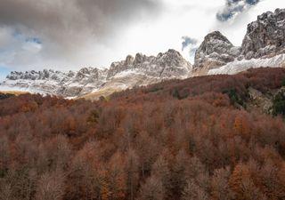 """Un otoño de """"veranillos"""" eternos, ¡pero pronto podría volver la nieve!"""