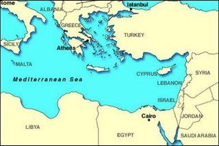 El verano del Mediterráneo oriental será 2 meses, más antes del 2100