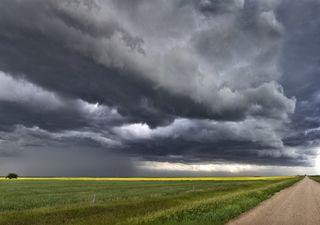 El verano empieza a despedirse con lluvias y tormentas