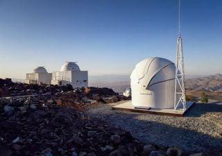 Se instala en Chile un telescopio para rastrear asteroides peligrosos