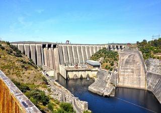 Gran aumento del agua embalsada en España a lo largo de febrero