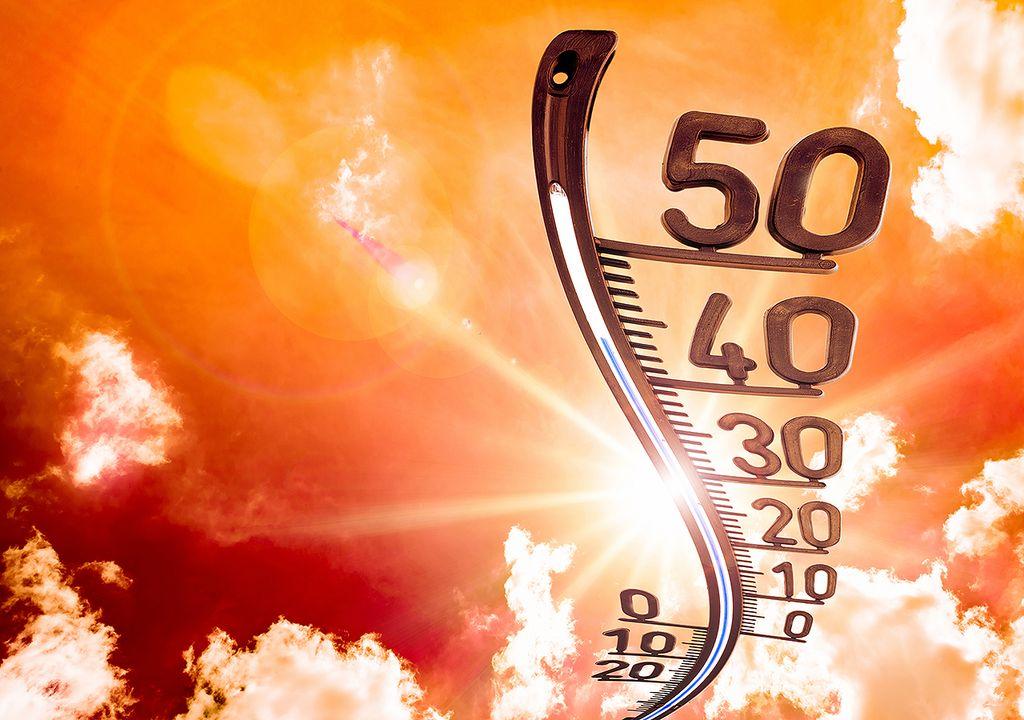 Olas de calor en junio, cada vez más frecuentes.