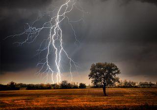 Oleada de fenómenos tormentosos en las próximas 36 horas