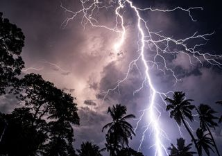 Llega una DANA que dejará calima, tormentas y lluvias con barro