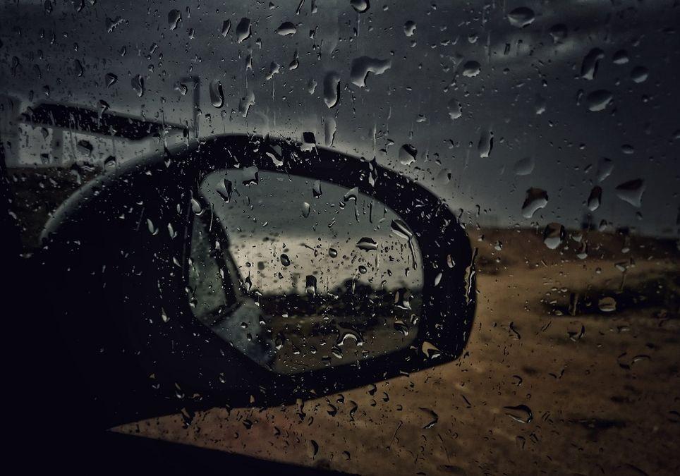Lluvia, niebla y viento son los fenómenos más peligrosos al volante..
