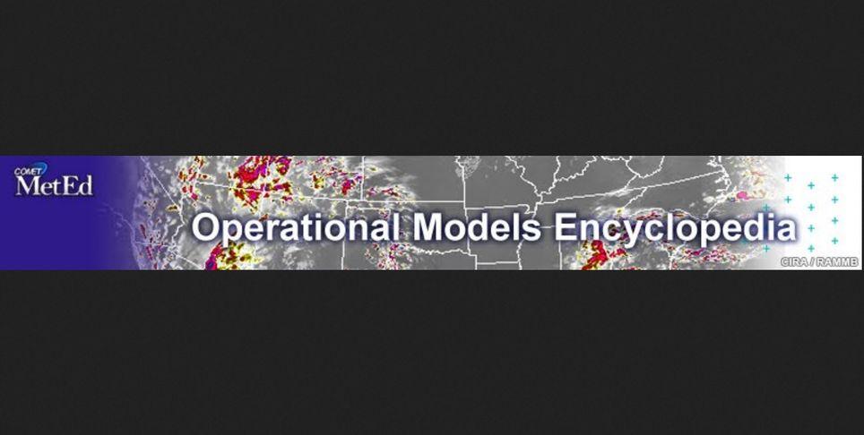 Enciclopedia de modelos de predicción operativos
