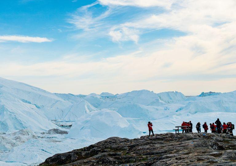 groenlandia, record, temperatura, omm, wmo