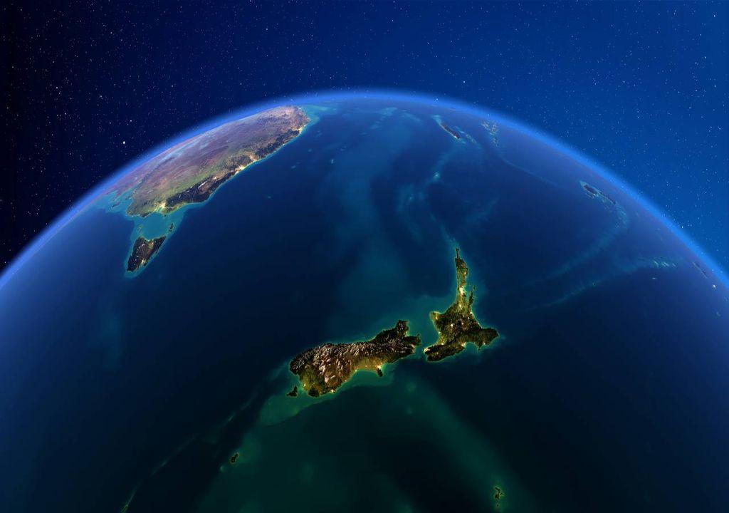 Pacífico Nueva Zelanda