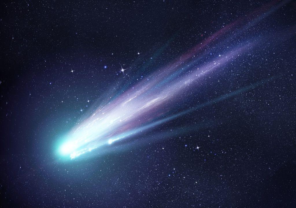 2014 UN271 est une comète gigantesque qui, dans son orbite de 600 000 ans, se retrouvera au périhélie en 2031.