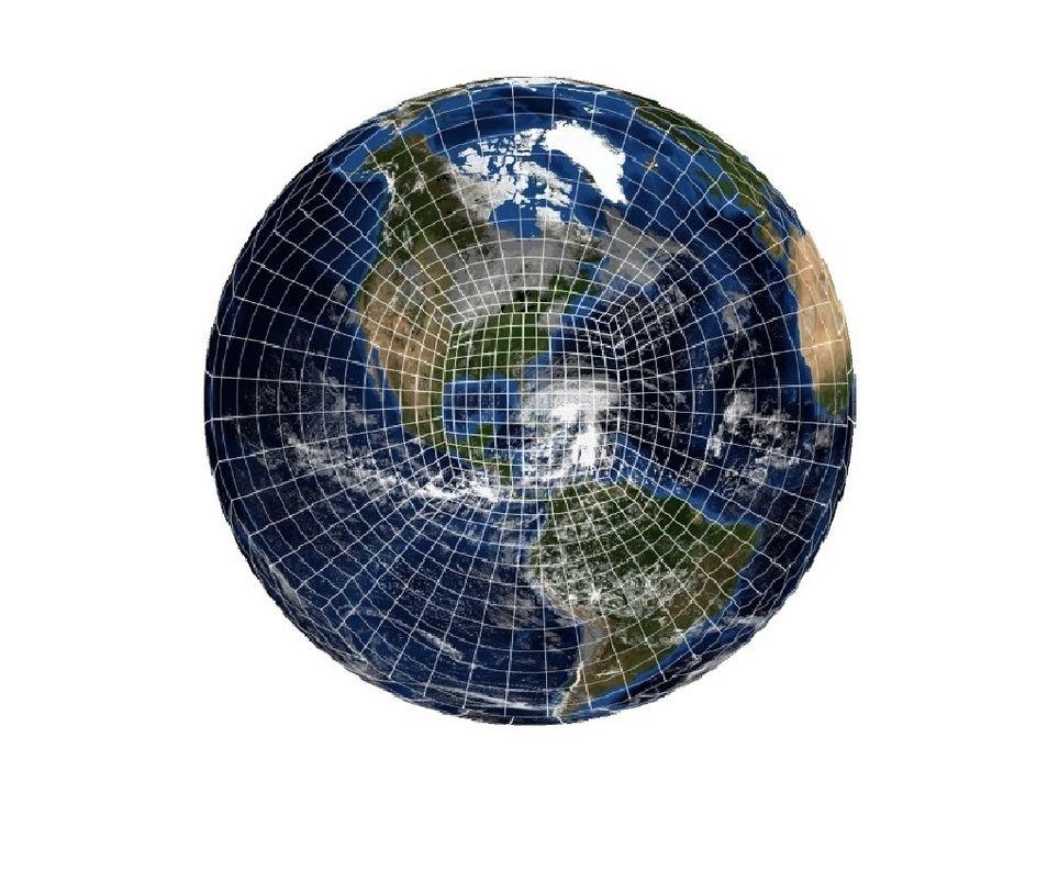 modelo grilla mundial