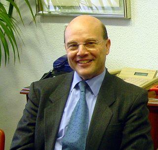 Entrevista del mes: D. Francisco Cadarso González