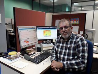 Entrevista del mes: Francisco Pastor