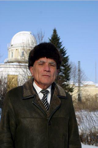 Entrevista del mes: Habibullo Abdussamatov