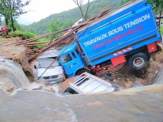 Épisode cévenol exceptionnel : 3 à 4 mois de pluie tombés en 24h