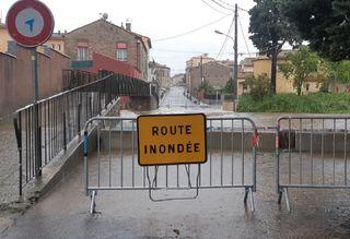 Intempéries : L'Espagne et la France touchées par des inondations